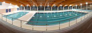 Municipal swimming pool in Colmenar Viejo