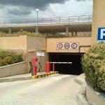 """Aparcamiento Subterráneo """"La Estación"""" en Colmenar Viejo"""