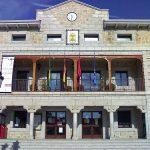 Construcción del Ayuntamiento de Manzanares El Real
