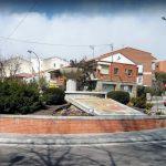 Construcción de Rotonda en intersección de calles Libertad y Soledad en Colmenar Viejo