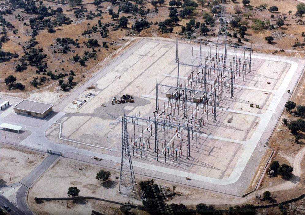 Subestación Eléctrica Galapagar 1