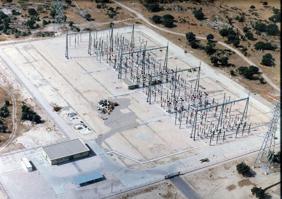 Subestación Eléctrica Galapagar 2