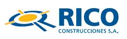 Construcciones Rico - Logo