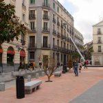 Urbanización e Infraestructura de la calle Huertas-Las Letras (Varias fases)