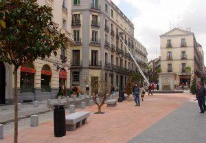 Urb. calle Huertas-Las Letras 5