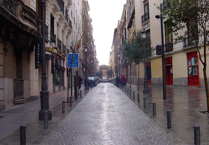 Urb. calle Huertas-Las Letras 3