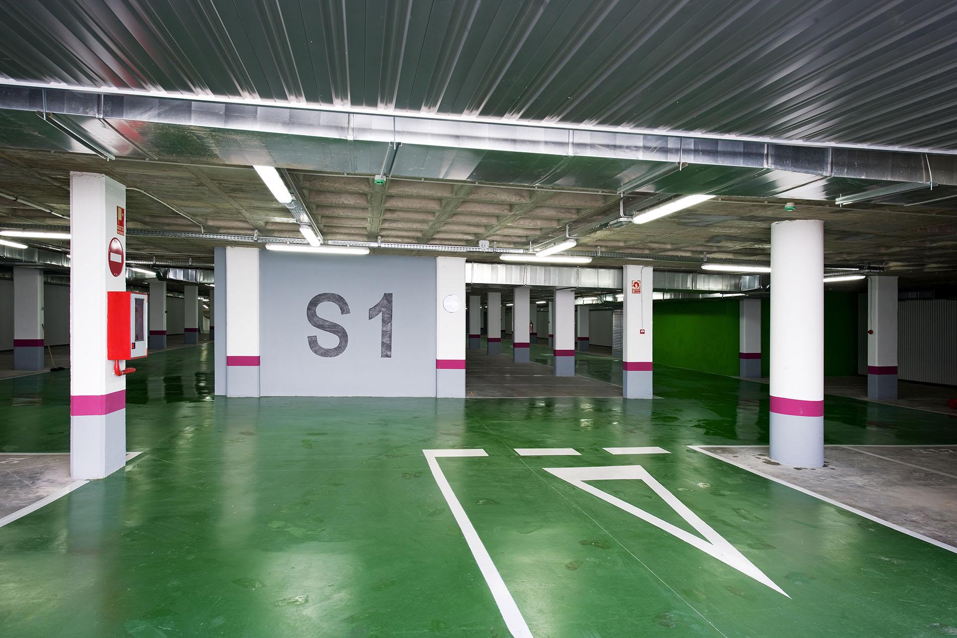 Parking Torrepista 4