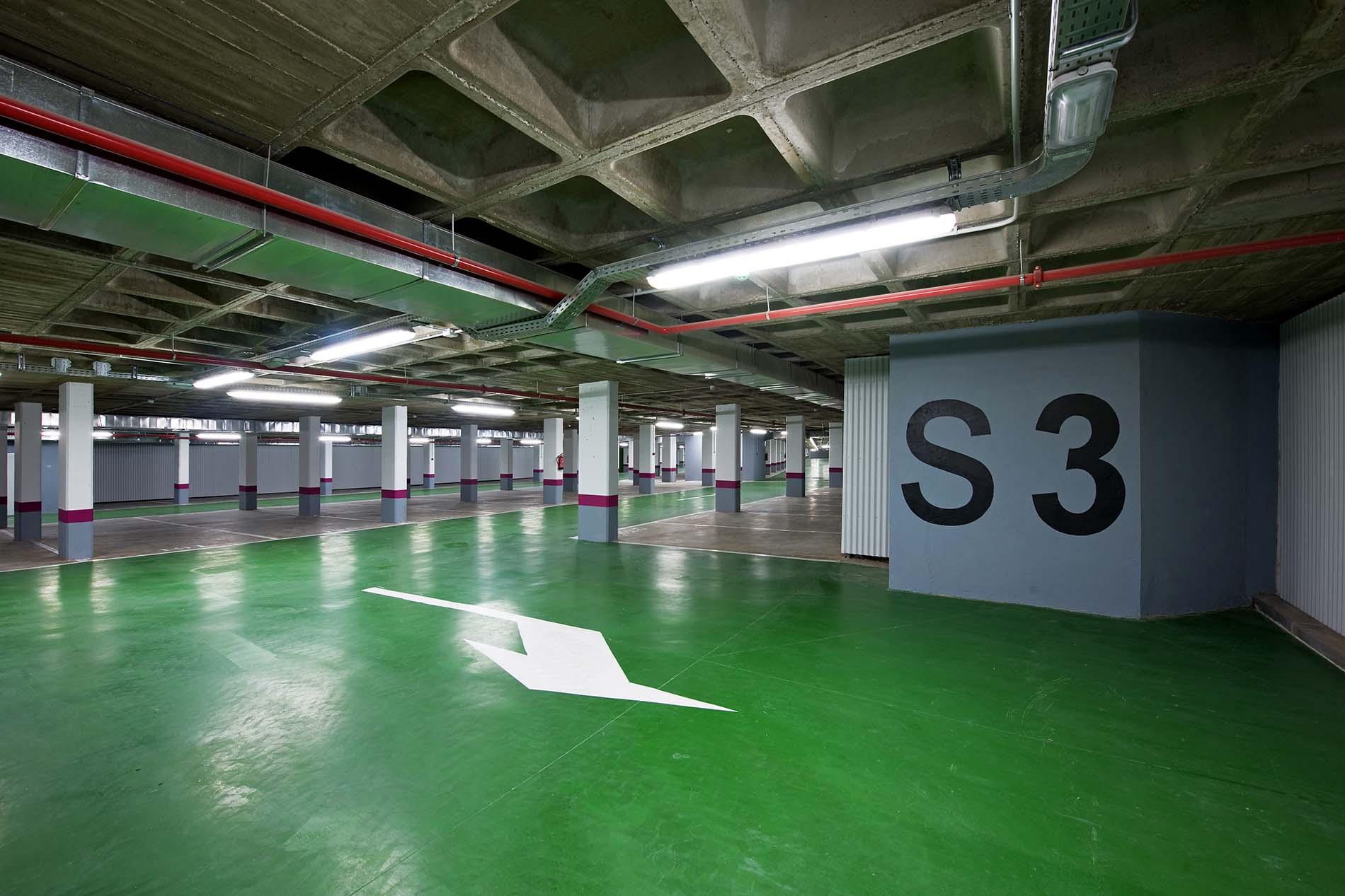 Parking Torrepista 5