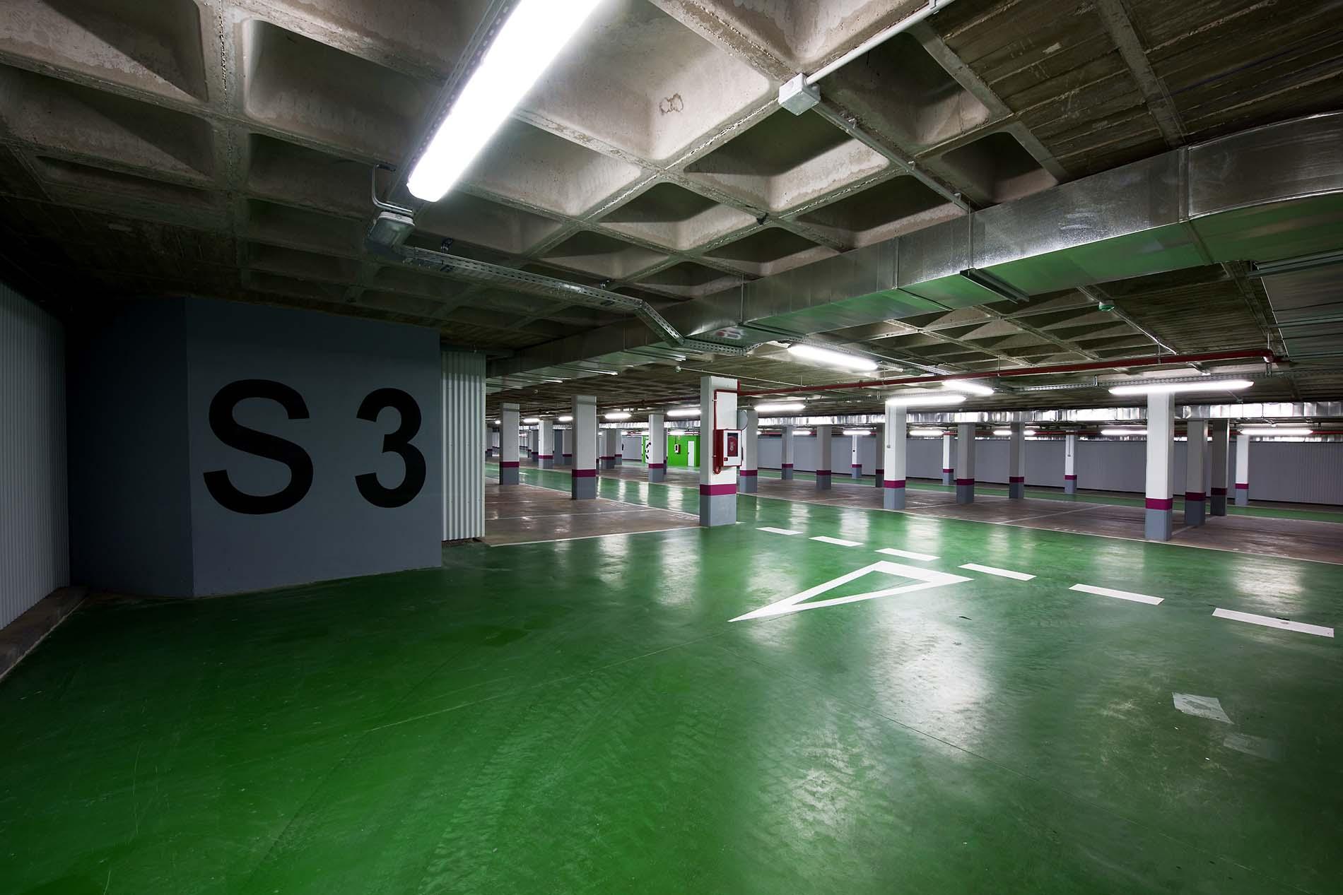 Parking Torrepista 6