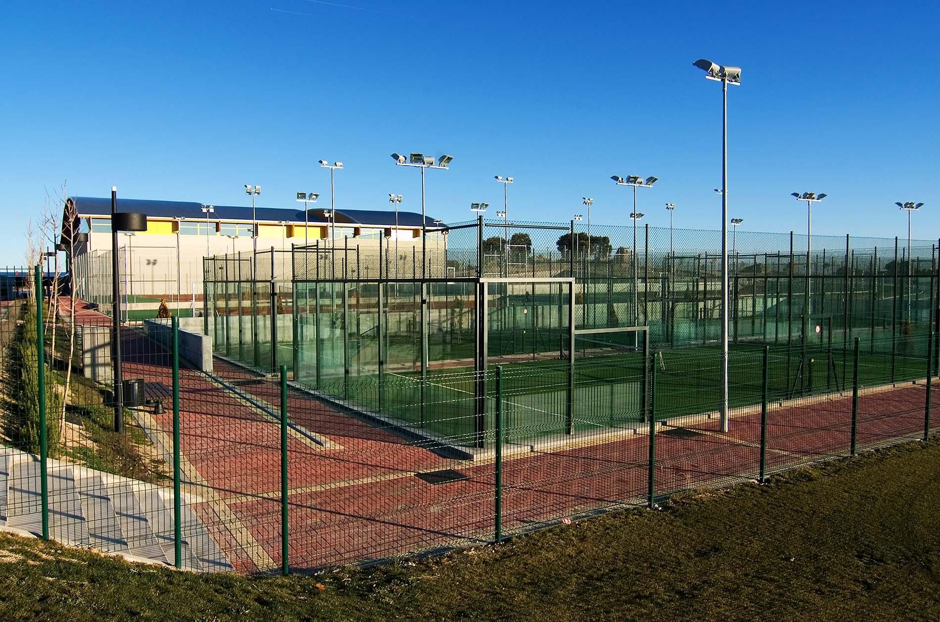 Polideportivo Estación 14