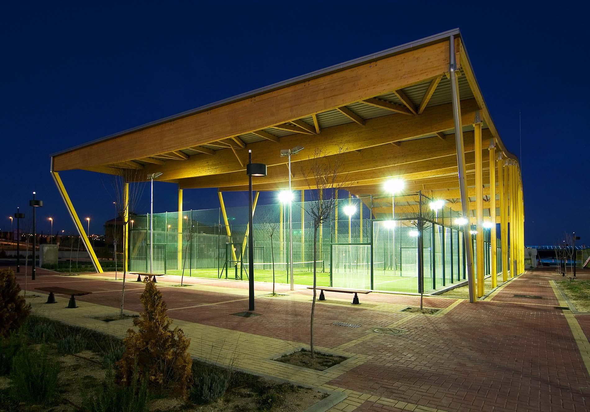 Polideportivo Estación 4