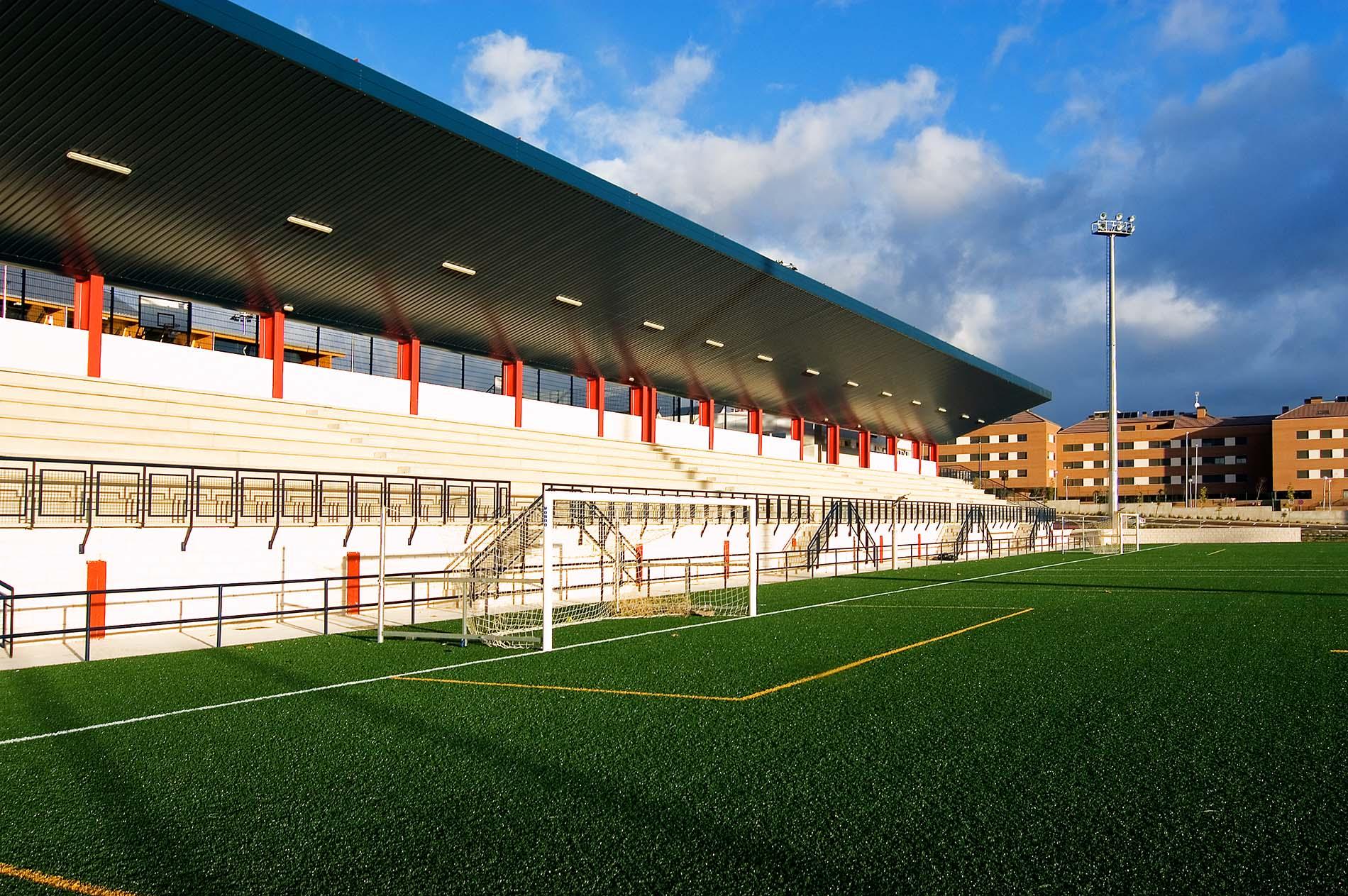 Polideportivo Estación 9