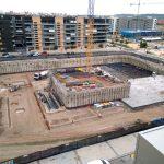 Construcción de Edificio de Viviendas en Parcela RC-110-9 del 6º Plan de Viviendas en Rivas Vaciamadrid