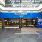 Construccion Salas de Cine Cinesa